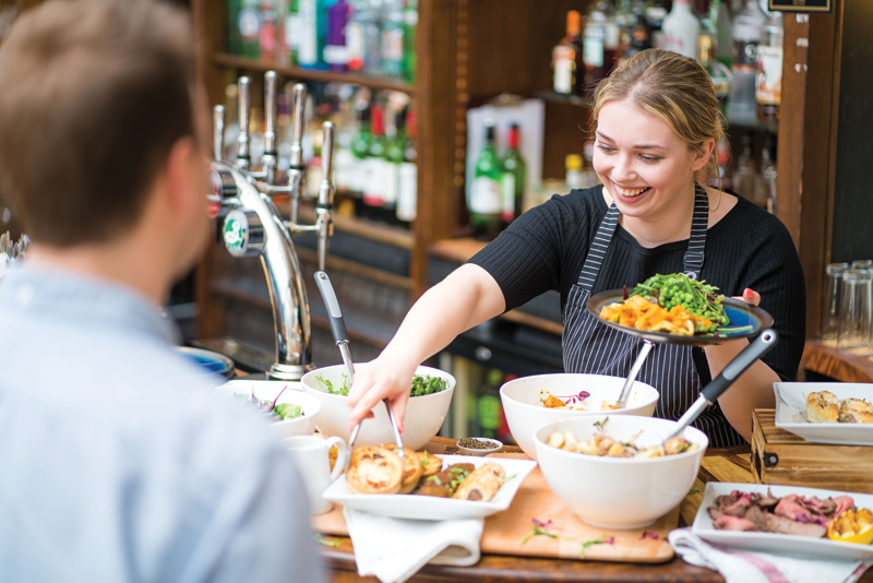 Spring Eating At Green Park Brasserie The Bath Magazine