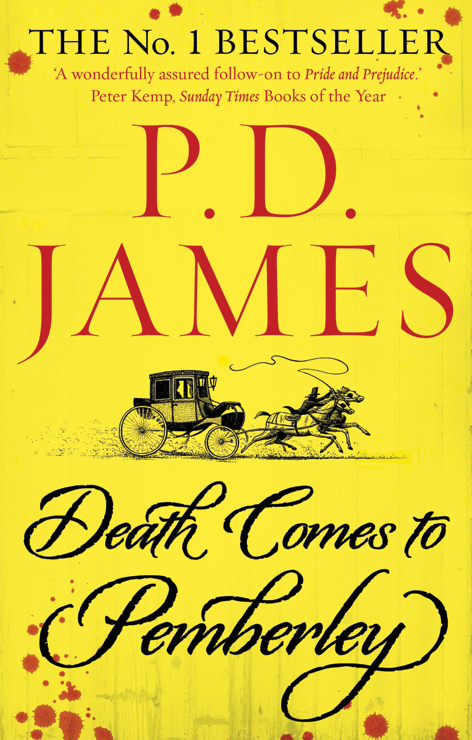 Death Comes to Pemberley by P.D.James